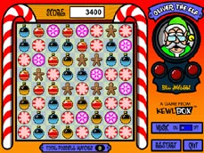 "click here to play ""Santa Balls"""