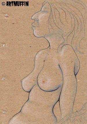 X_Justine_02 - Nude Figure - Children of the Soft Machine
